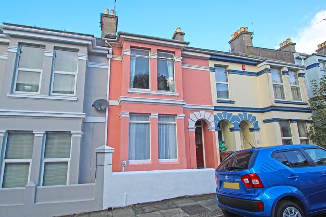 2 bed terraced house for sale in Oxford Avenue, Plymouth PL3