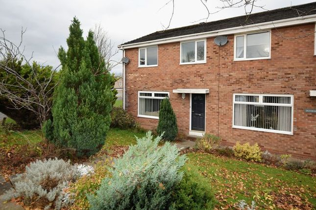 Thumbnail Semi-detached house to rent in Chesterholm, Carlisle
