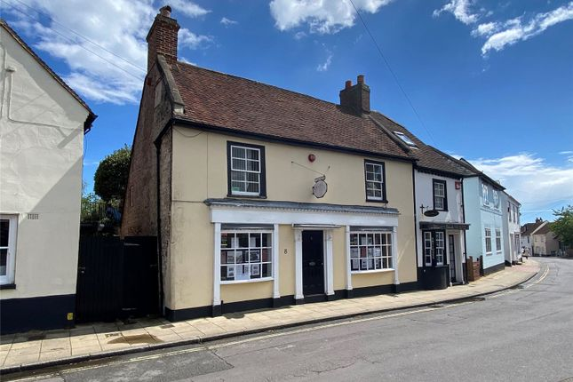 Thumbnail Terraced house for sale in South Street, Emsworth, Hampshire