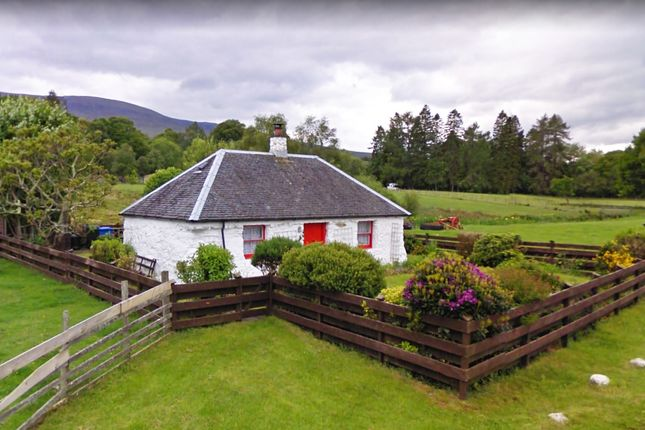 Thumbnail Cottage for sale in Blaich, Fort William