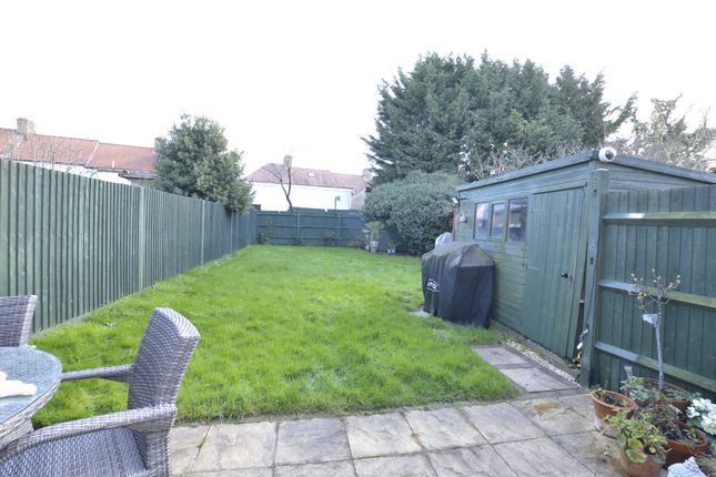 Rear Garden of The Grove, Kingsbury NW9