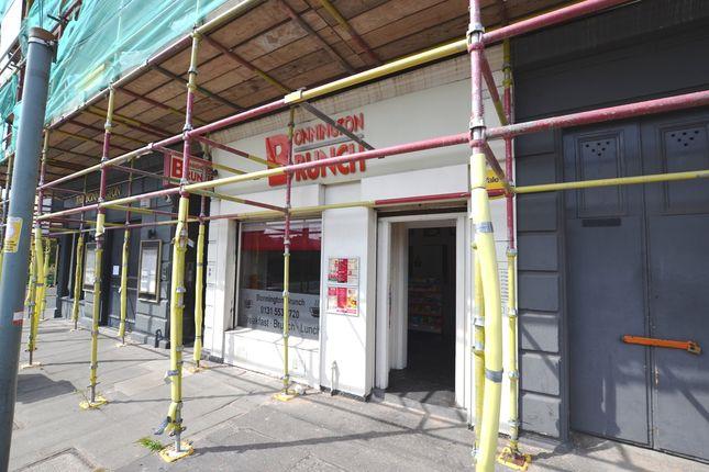 Thumbnail Restaurant/cafe for sale in Bonnington Road, Edinburgh
