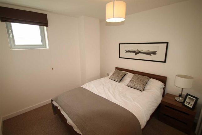 Thumbnail Flat to rent in The Picture Works, 42 Queens Road, Nottingham