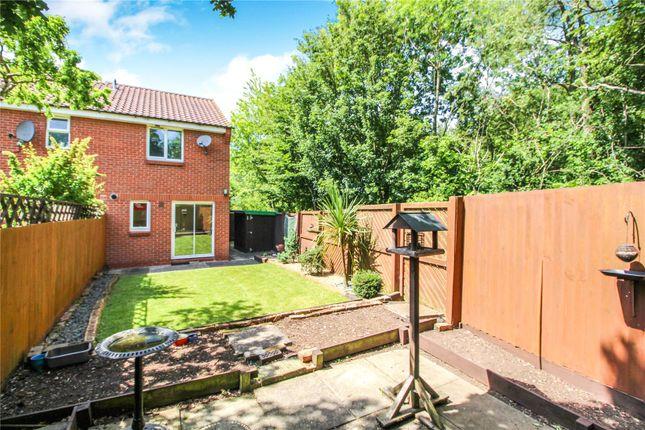 Rear Garden of Speedwell Drive, Hamilton, Leicester LE5