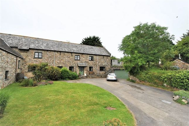 Thumbnail Barn conversion for sale in 4 Bedroom Barn Conversion, Lixton Park, Loddiswell