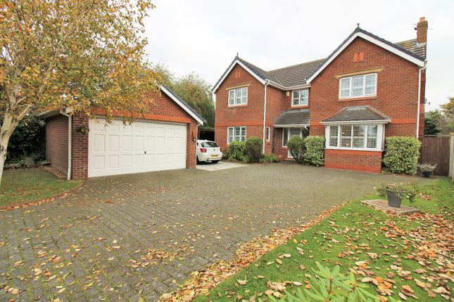 Thumbnail Detached house for sale in Meadows Avenue, Thornton