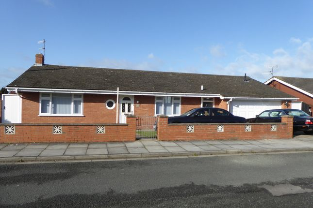 Thumbnail Detached bungalow to rent in Links Close, Wallasey