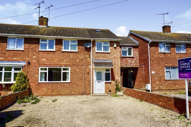 Thumbnail Semi-detached house for sale in Stanton Road, Tewkesbury