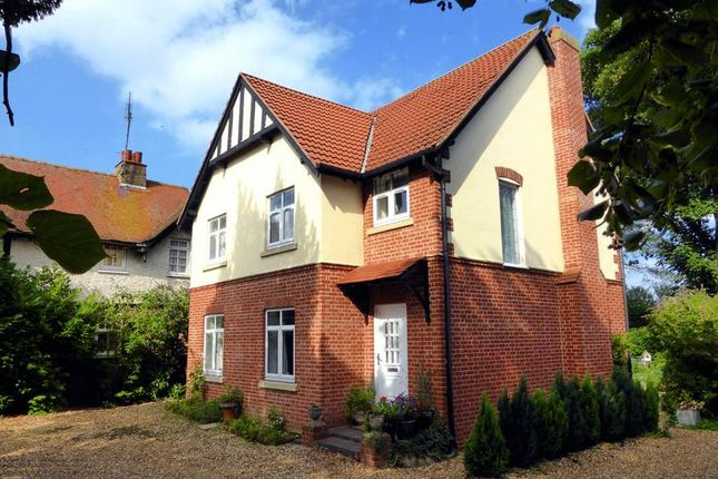 Thumbnail Country house for sale in Sutton Road, Leverington, Cambridgeshire