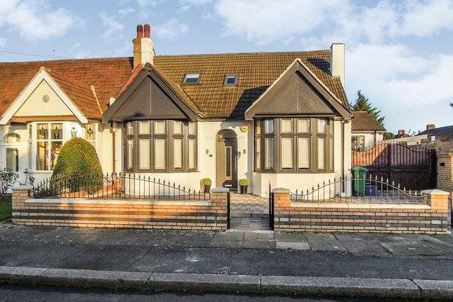 Thumbnail Semi-detached bungalow for sale in Capel Gardens, Ilford