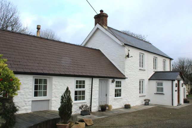 Thumbnail Detached house for sale in Puncheston, Haverfordwest