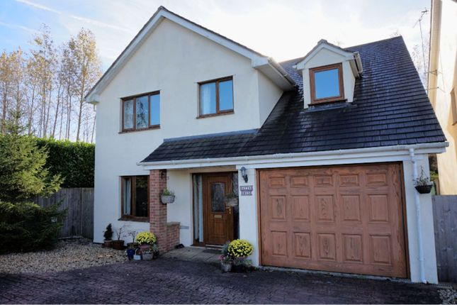 Thumbnail Detached house for sale in Bickington, Newton Abbot