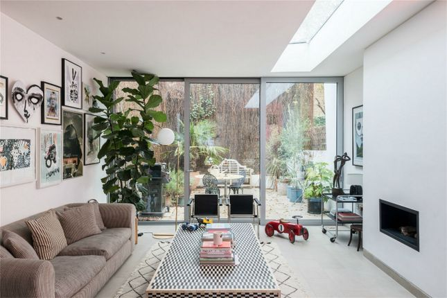 Thumbnail End terrace house for sale in Willes Road, London