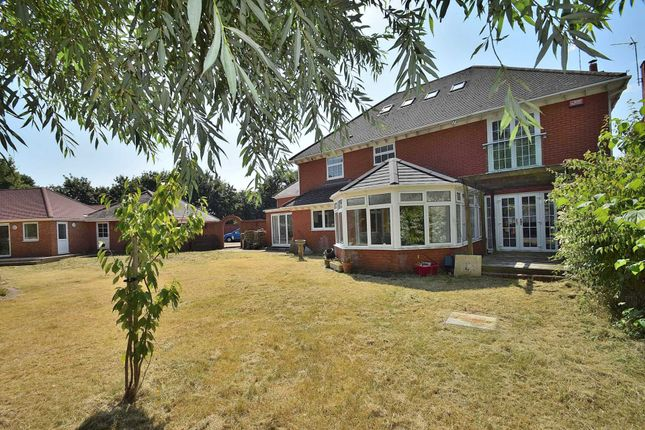 Thumbnail Detached house for sale in Hillcrest Close, Loughton