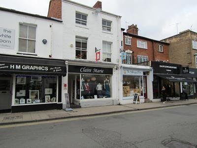 Thumbnail Retail premises to let in 113 Regent Street, Leamington Spa, Warwickshire