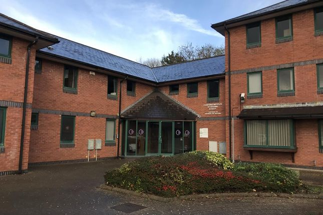 Office to let in 4 Purbeck House, Lambourne Crescent, Llanishen, Cardiff