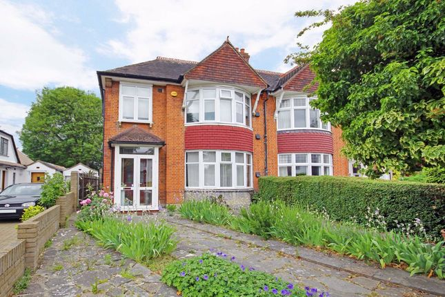 Thumbnail Semi-detached house to rent in Ridgeway Road, Osterley, Isleworth