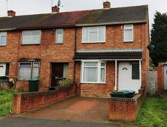 Thumbnail Terraced house for sale in Meadfoot Road, Coventry, 3