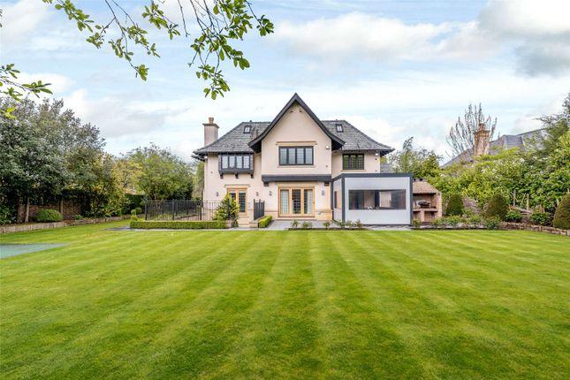Thumbnail Detached house to rent in Park Lane, Hale, Altrincham, Cheshire