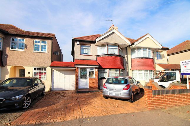 3 bed semi-detached house to rent in Axminster Crescent, Welling DA16