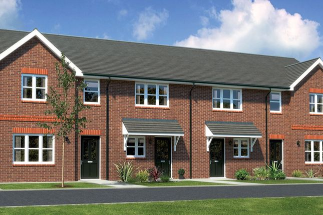 Thumbnail 3 bed terraced house for sale in Arrowe Park Road, Upton, Wirral