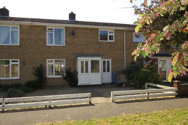 Thumbnail Terraced house for sale in Sale Road, Heartsease, Norwich