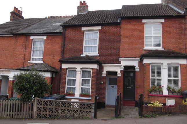3 bed terraced house to rent in Moxon Street, High Barnet, Barnet EN5