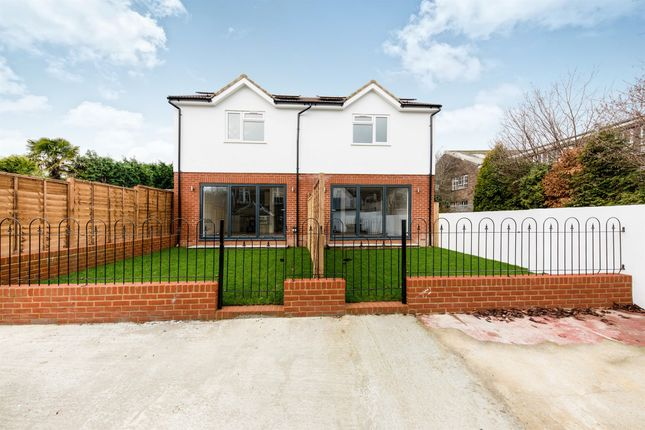 Thumbnail Semi-detached house for sale in Farningham Road, Crowborough