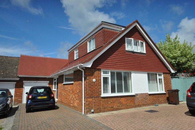 Thumbnail Detached bungalow for sale in Alfriston Close, Little Common, Bexhill-On-Sea