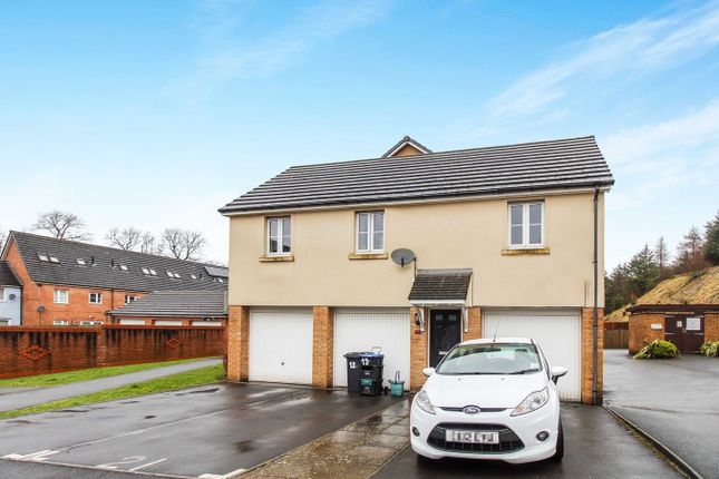 Thumbnail Maisonette for sale in Clos Gwaith Dur, Ebbw Vale
