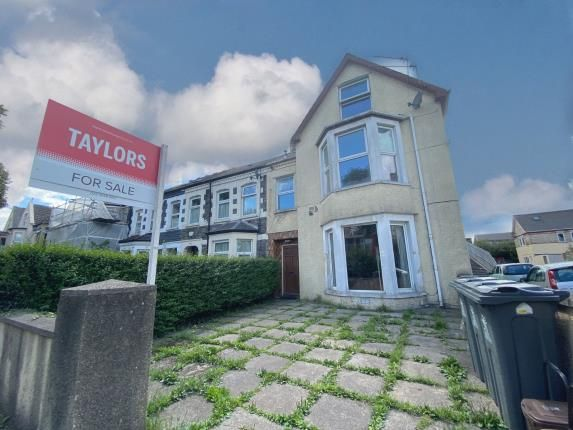 Thumbnail Maisonette for sale in Richmond Road, Cardiff, Caerdydd