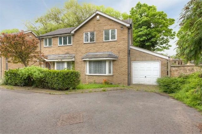 Thumbnail Detached house for sale in Marlborough Gardens, Dewsbury