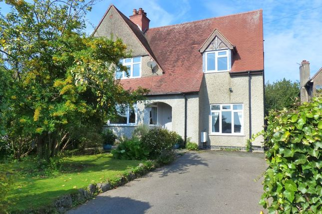 Thumbnail Semi-detached house for sale in The Green Road, Ashbourne
