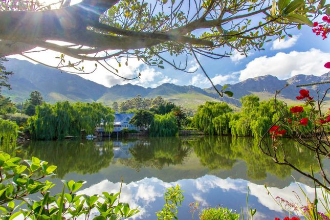 Thumbnail Detached house for sale in Franschhoek, South Africa