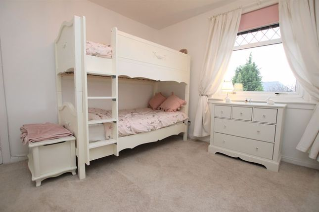 Bedroom Two of Dean Road, Bo'ness EH51