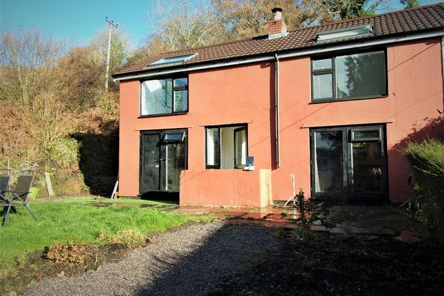Thumbnail Cottage for sale in Graigwen, Pontypridd