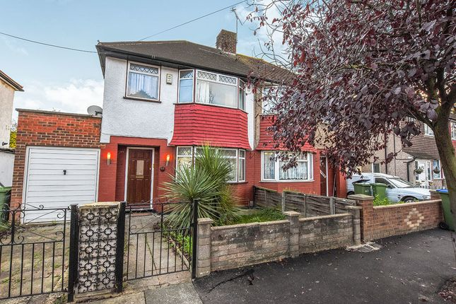 Thumbnail Semi-detached house to rent in Birkdale Road, London