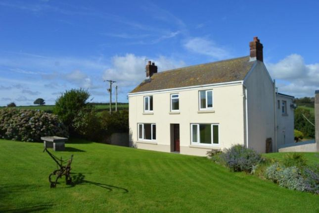 Thumbnail Detached house to rent in Heol Smyrna, Llangain, Carmarthen
