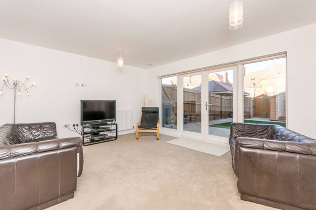 Thumbnail End terrace house for sale in Henry Darlot Drive, Mill Hill East