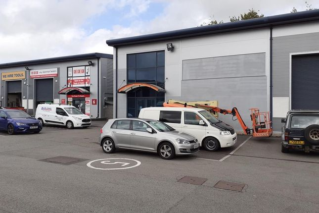 Thumbnail Warehouse to let in Unit 7 Winchester Trade Park, Easton Lane, Winchester, Hampshire