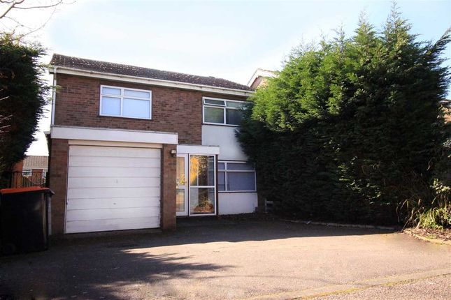 Thumbnail Property to rent in Bure Close, Bedford