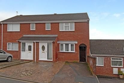 2 bed semi-detached house to rent in Hereford, Ledbury Road HR1