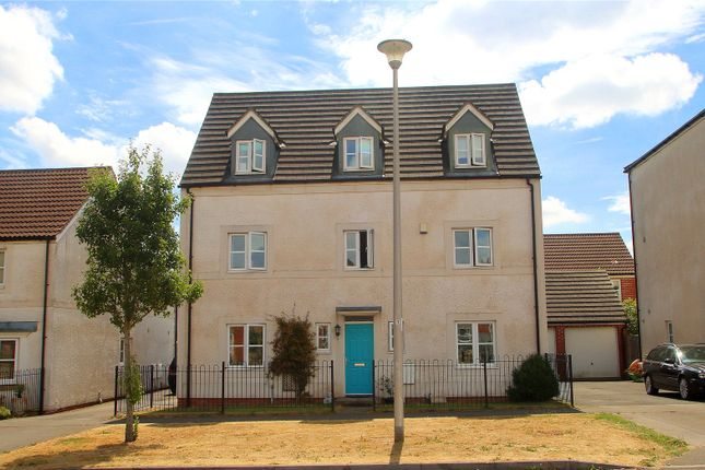 Thumbnail Detached house for sale in Pear Tree Ave, Long Ashton, Bristol