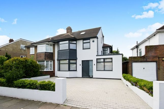 Thumbnail Semi-detached house for sale in Tangmere Gardens, Yeading, Hayes