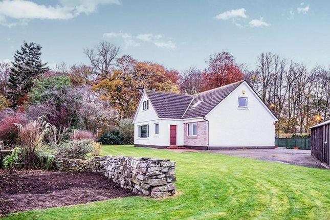 Thumbnail Detached house for sale in Slackbuie Crescent, Inverness