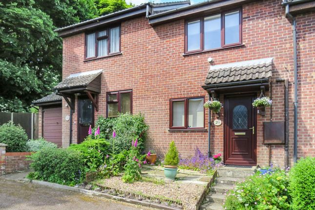 Thumbnail Terraced house for sale in Henry Blogg Road, Cromer
