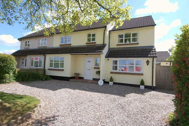 Thumbnail Semi-detached house for sale in Station Road, Bletchingdon, Kidlington