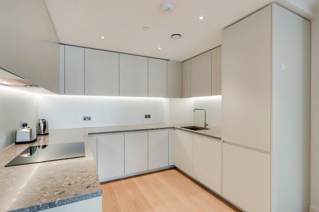 Kitchen of Cutter Lane, London SE10