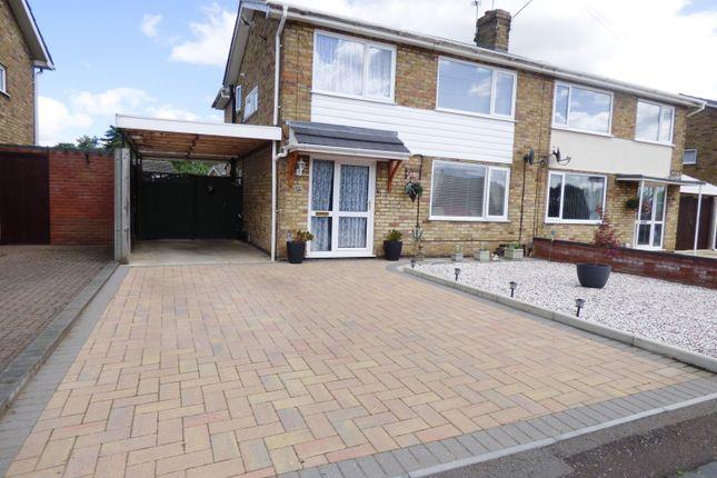 Thumbnail Property for sale in Borrowdale Drive, Norwich