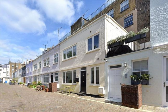 Thumbnail Mews house for sale in Archery Close, Hyde Park